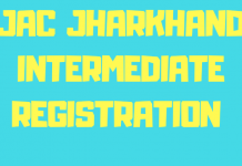 Jac jharkhand intermediate registration
