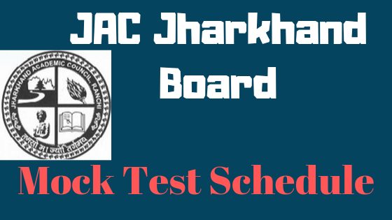 JAC Mock Test 2021