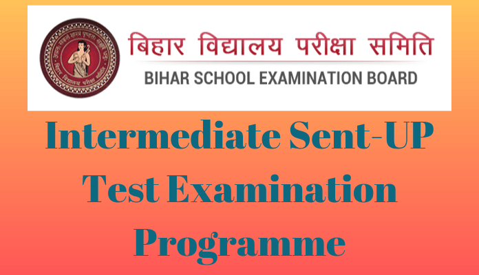 Bihar Board Inter Sent up Exam 2021