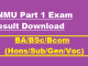 LNMU Part 1 Exam Result 2019