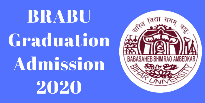 BRABU Graduation admission Fee 2020