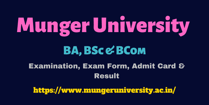 munger university part 1 exam form 2020